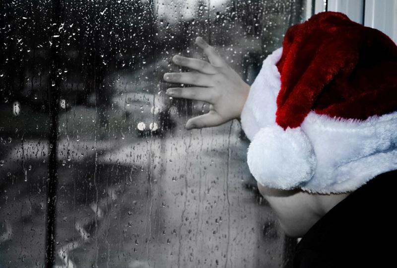 Giáng sinh buồn