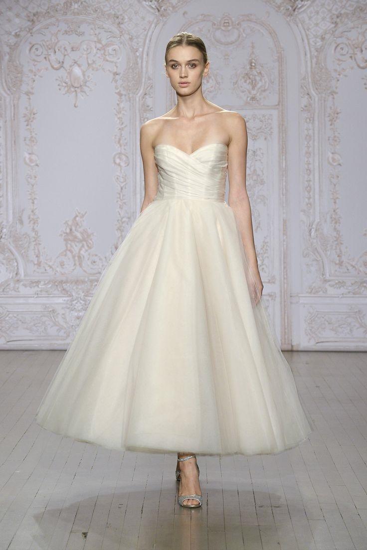 Váy cưới ngắn - xu hướng mới cho mùa cưới năm nay - Ảnh 3