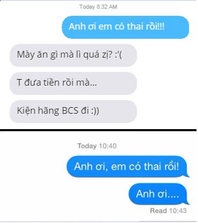Bạn gái thông báo 'hai vạch', chàng trai khiến mạng xã hội dậy sóng vì cách cư xử không giống ai - Ảnh 5