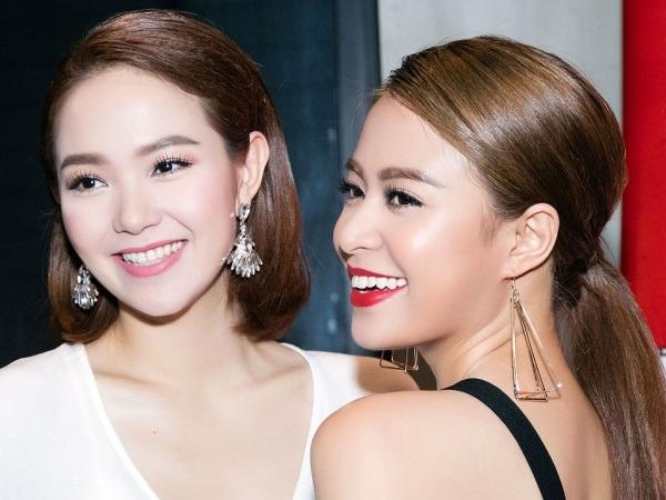Những tình bạn vẫn bền chặt qua năm tháng của sao Việt - Ảnh 4