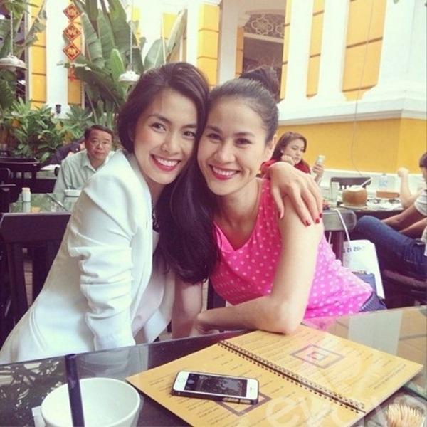Những tình bạn vẫn bền chặt qua năm tháng của sao Việt - Ảnh 1