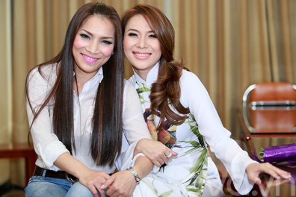 Những tình bạn vẫn bền chặt qua năm tháng của sao Việt - Ảnh 6