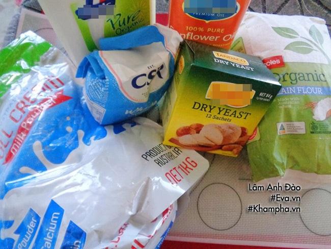Tự làm bánh bao sữa chay thơm mềm ăn sáng tháng Vu Lan - Ảnh 1