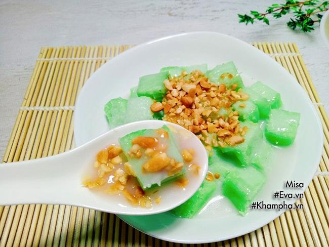 Cách làm bánh đúc cốt dừa thơm ngậy, ai ăn cũng nghiền - Ảnh 4