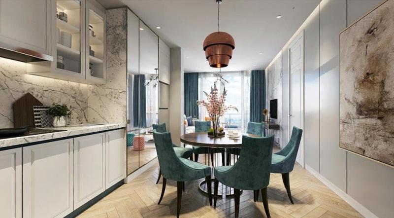 Vừa nhận giải VTV Awards, Bảo Thanh lên đời sắm nội thất siêu sang cho căn hộ mới