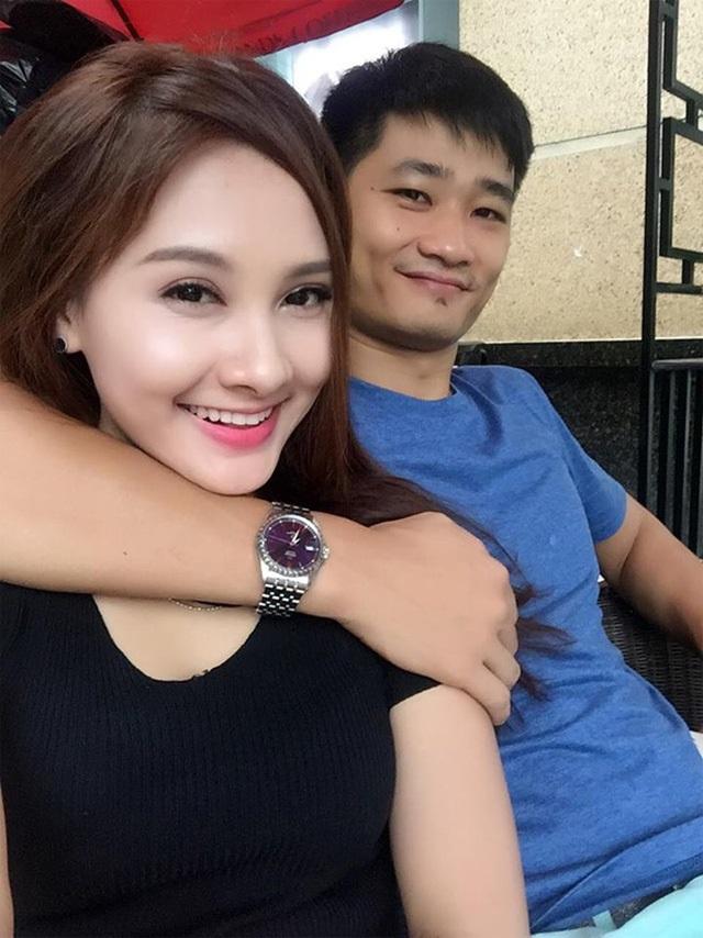 Phản ứng 'khó đỡ' của ông xã diễn viên Bảo Thanh khi được vợ cảm ơn trên trang cá nhân - Ảnh 1
