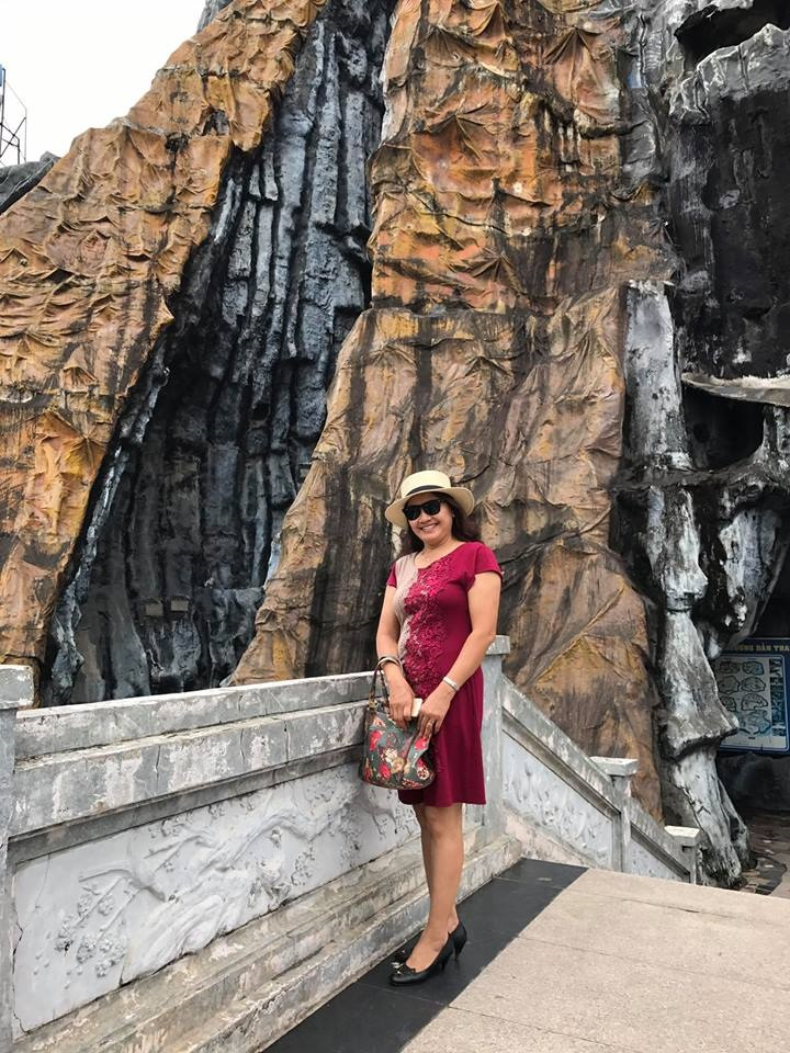 Bảo Thanh vui vẻ đi chơi cùng chồng sau scandal 'thả thính' - Ảnh 6