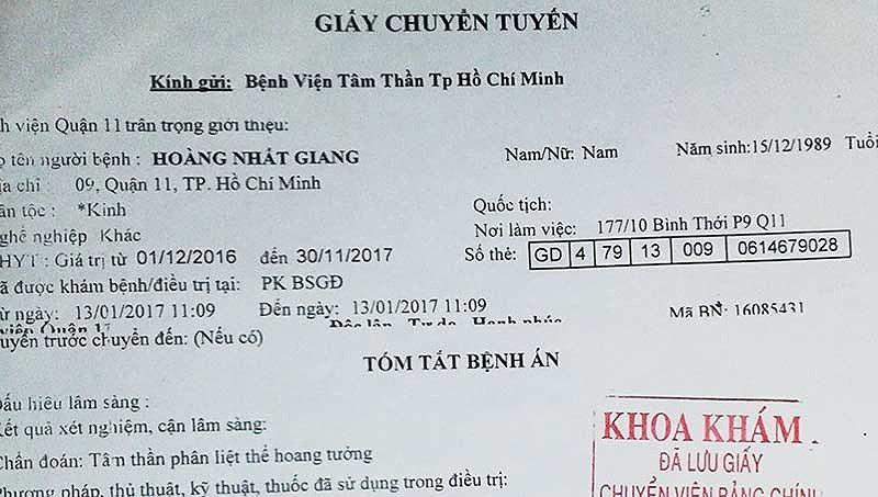 Mẹ của bảo vệ dân phố giết bé trai 6 tuổi từng thông báo tiền sử bệnh tâm thần của nghi phạm khi lên phường xin việc - Ảnh 1
