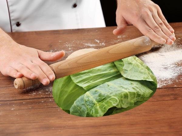 Cách chữa đau đầu gối do bệnh Gút từ cải bắp - Ảnh 2