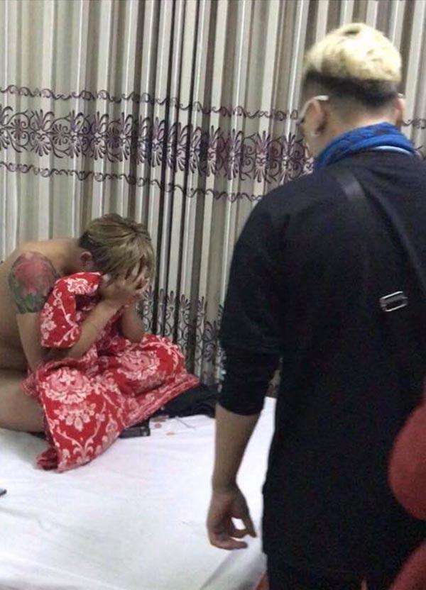 Bị bắt tại trận đang lăng nhăng với chị gái người yêu trong nhà nghỉ, chàng trai 9x Hà Nội nhận cái kết đắng - Ảnh 2