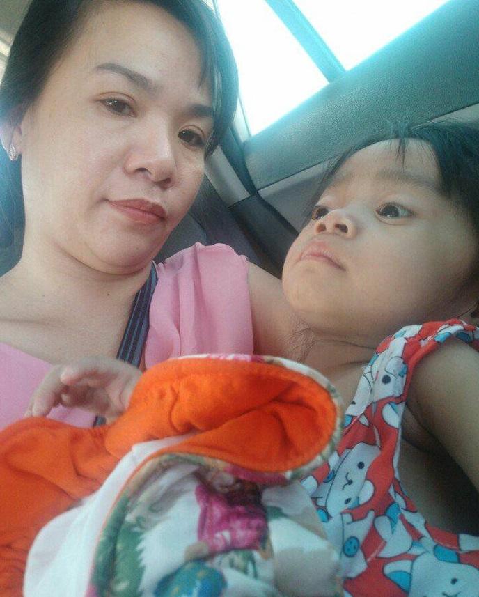 Xót xa bé gái 4 tuổi mồ côi cha, bụng phình to như muốn nổ vì bệnh hiếm - Ảnh 3