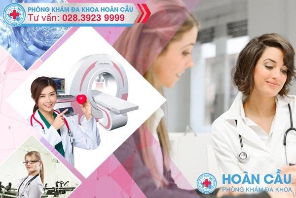 Bệnh viện phụ khoa uy tín tại TP.HCM - Ảnh 1