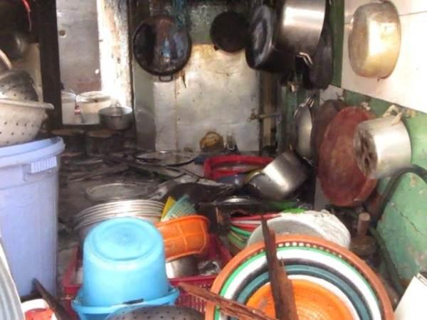 Thay bình gas cháy quán cơm, 2 người bị bỏng nặng - Ảnh 1