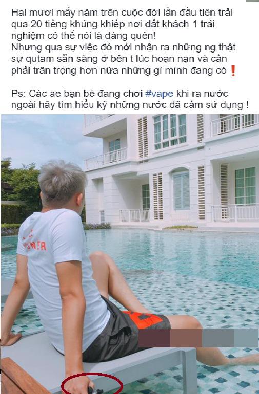 Cặp đôi du khách bị giam giữ 20 giờ tại Thái Lan, phạt 70 triệu, nguy cơ ngồi tù: Chỉ vì hành động người Việt rất hay làm này - Ảnh 1