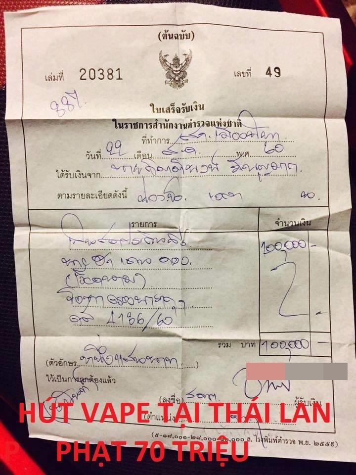 Cặp đôi du khách bị giam giữ 20 giờ tại Thái Lan, phạt 70 triệu, nguy cơ ngồi tù: Chỉ vì hành động người Việt rất hay làm này - Ảnh 2