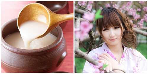 Cám gạo chính một bí quyết làm đẹp của phụ nữ Nhật Bản được nhiều chị em yêu thích