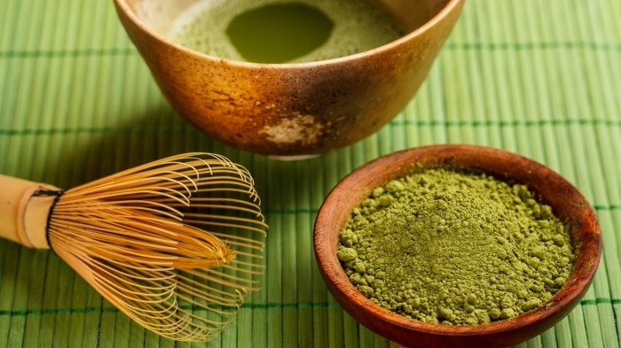 Trà xanh giàu chất chống oxy hóa, có mặt trong hầu hết phương pháp làm đẹp của người Nhật