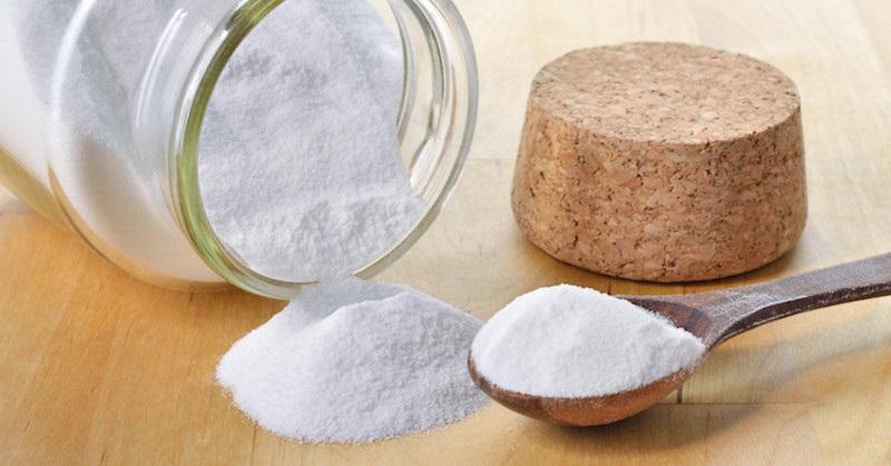 Làm sạch, tẩy da chết nhẹ nhàng với Baking Soda là bí quyết làm đẹp da không phải ai cũng biết