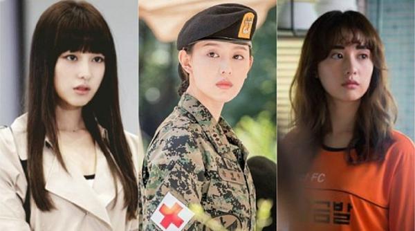 Kim Ji Won vào nghề với các vai phụ trongThe HeirshayTo the Beautiful You