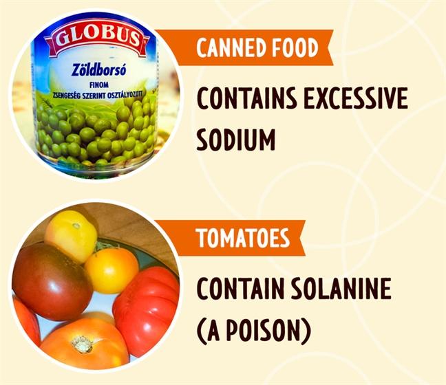 6 loại thực phẩm có thể khiến bạn bị bọng mắt - Ảnh 1