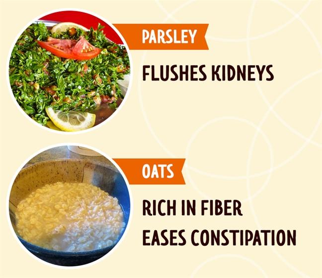 6 loại thực phẩm có thể khiến bạn bị bọng mắt - Ảnh 4