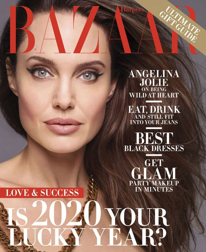 Angelina Jolie chụp ảnh khỏa thân - Ảnh 6
