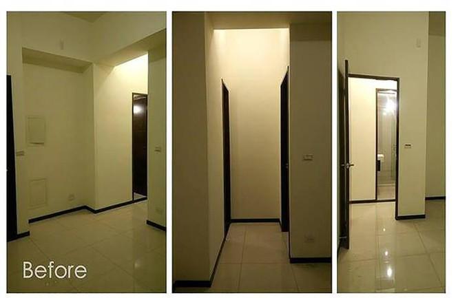 Căn hộ 30m2 có tầng lửng rộng khó tin sau cải tạo - Ảnh 1