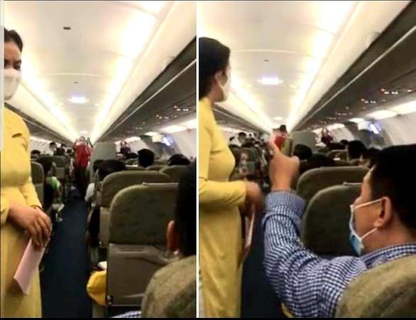 Cấm bay 1 năm hành khách chửi tiếp viên vì tranh giành ngăn để đồ - Ảnh 1
