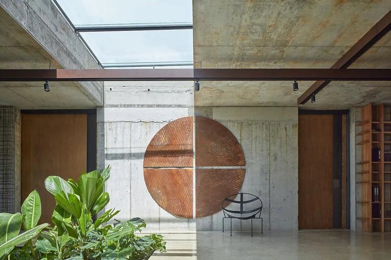 Biệt thự đậm chất nghệ thuật ở Costa Rica - Ảnh 4