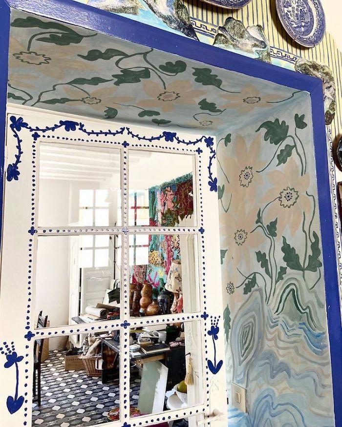 Nghệ sĩ Pháp trang trí nhà đẹp như cổ tích trong thời gian cách ly xã hội - Ảnh 11