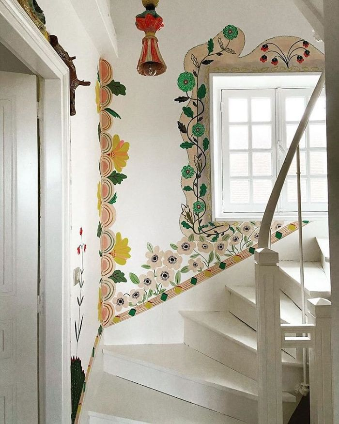 Nghệ sĩ Pháp trang trí nhà đẹp như cổ tích trong thời gian cách ly xã hội - Ảnh 5