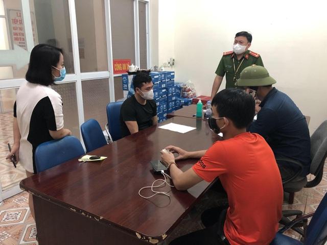 3 người Bắc Ninh dùng 'mẹo' vượt chốt kiểm dịch để vào Quảng Ninh - Ảnh 1