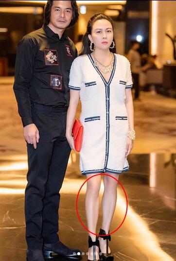 Phượng Chanel bị bóc mẽ photoshop da trắng toát, đầu gối biến mất - Ảnh 6