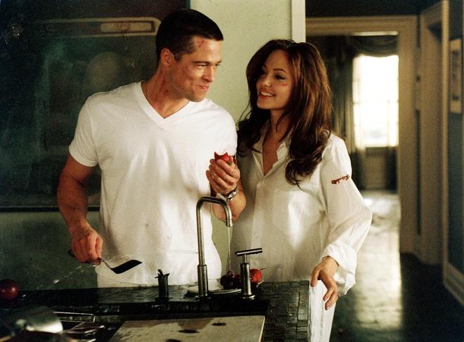 Dàn mỹ nhân là người tình màn ảnh của Brad Pitt - Ảnh 1