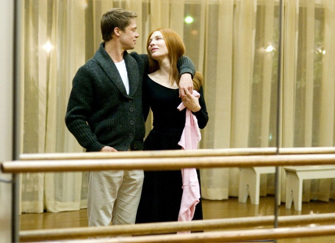 Dàn mỹ nhân là người tình màn ảnh của Brad Pitt - Ảnh 3
