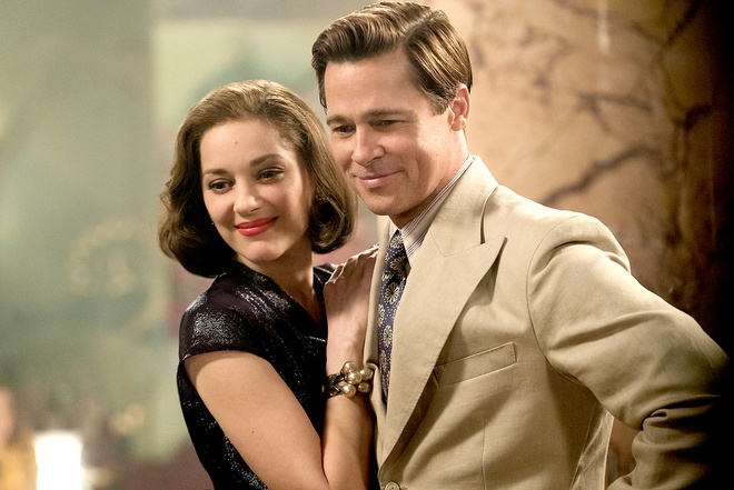 Dàn mỹ nhân là người tình màn ảnh của Brad Pitt - Ảnh 5