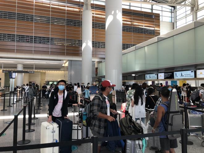 Công dân Việt Nam chết trong chuyến bay trở về từ Mỹ - Ảnh 1