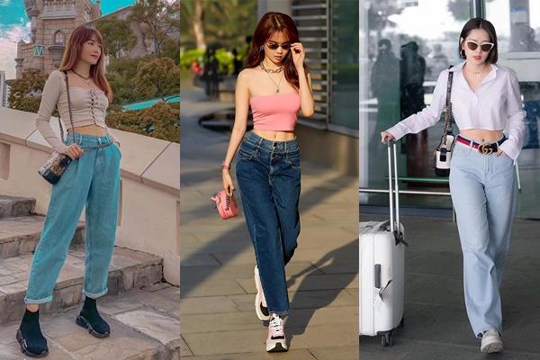 Ăn vận hở trên ngắn dưới, hot girl Hà Nội làm người đi đường 'đứng hình' vì ngực khủng - Ảnh 15