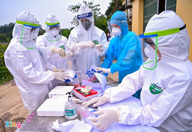 Nhân viên Samsung Việt Nam mắc Covid-19 đã tiếp xúc gần 185 người - Ảnh 1
