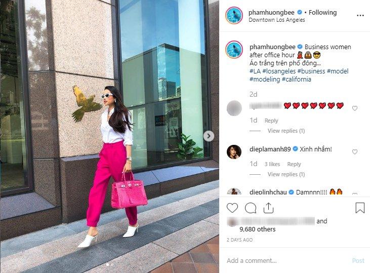 Gần 2 năm rời xa showbiz, hoa hậu Phạm Hương vẫn phủ sóng bằng hàng loạt thị phi - Ảnh 5