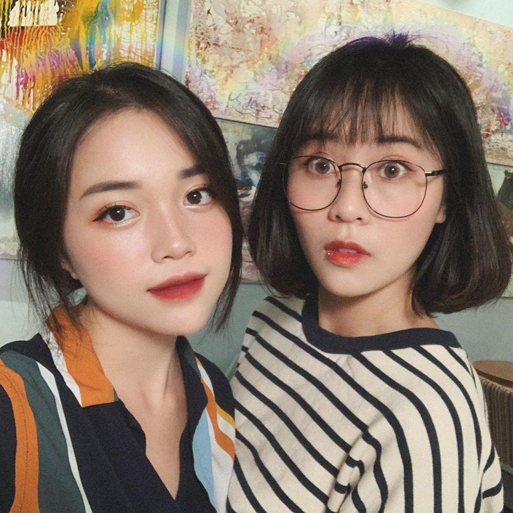 Bị bạn bè tag ảnh, dàn hot girl Việt lộ nhan sắc thật ra sao? - Ảnh 5