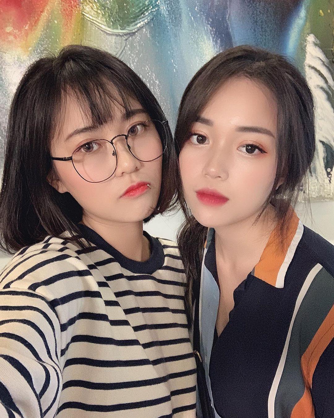 Bị bạn bè tag ảnh, dàn hot girl Việt lộ nhan sắc thật ra sao? - Ảnh 8