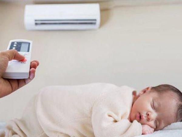 Chuyên gia chỉ cách dùng điều hòa để trẻ nhỏ không bị ốm - Ảnh 1