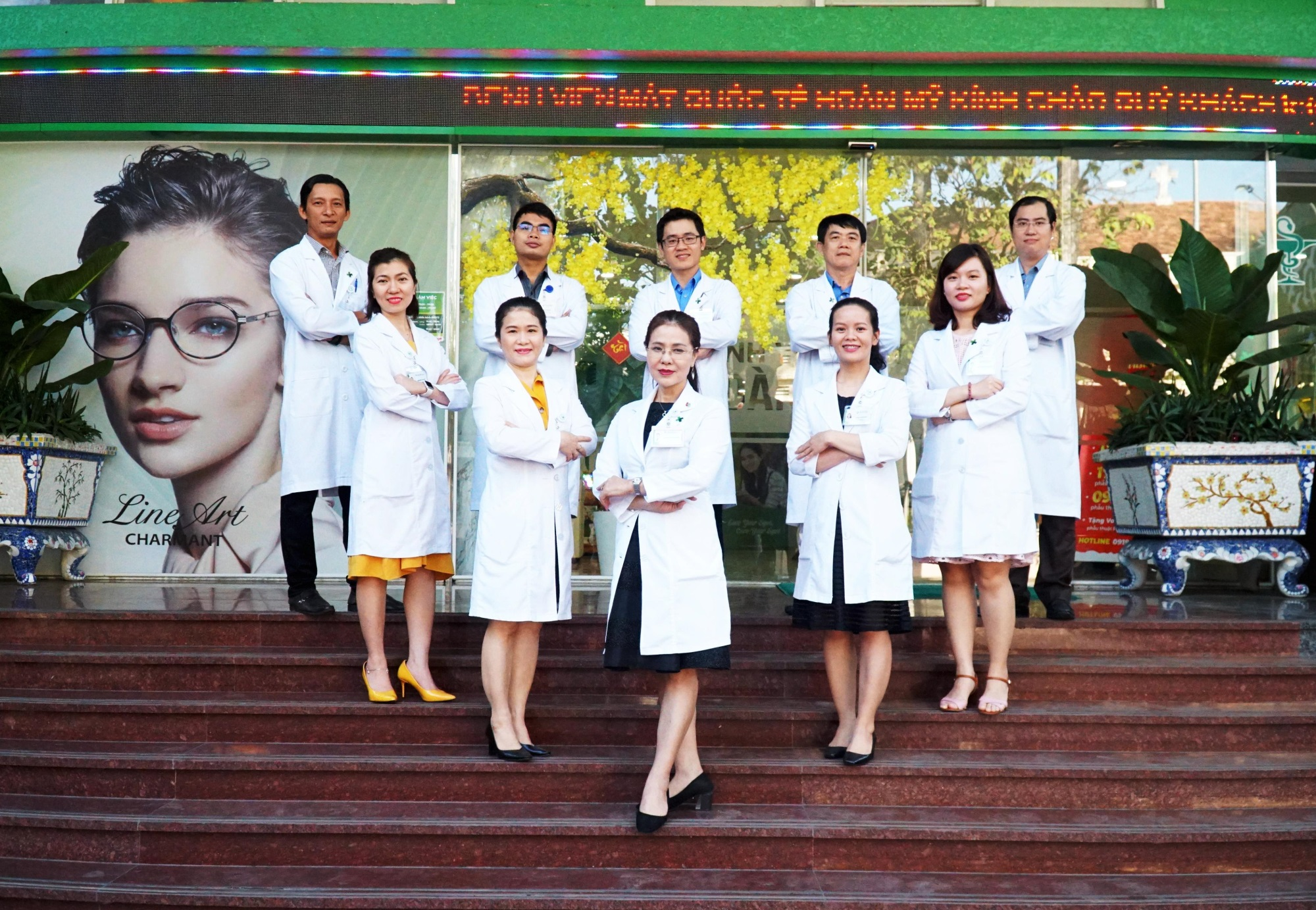 Bệnh viện Mắt Quốc tế Hoàn Mỹ - Triển khai ưu đãi nhân dịp kỷ niệm 23 năm thành lập Tập đoàn Y khoa - Ảnh 1