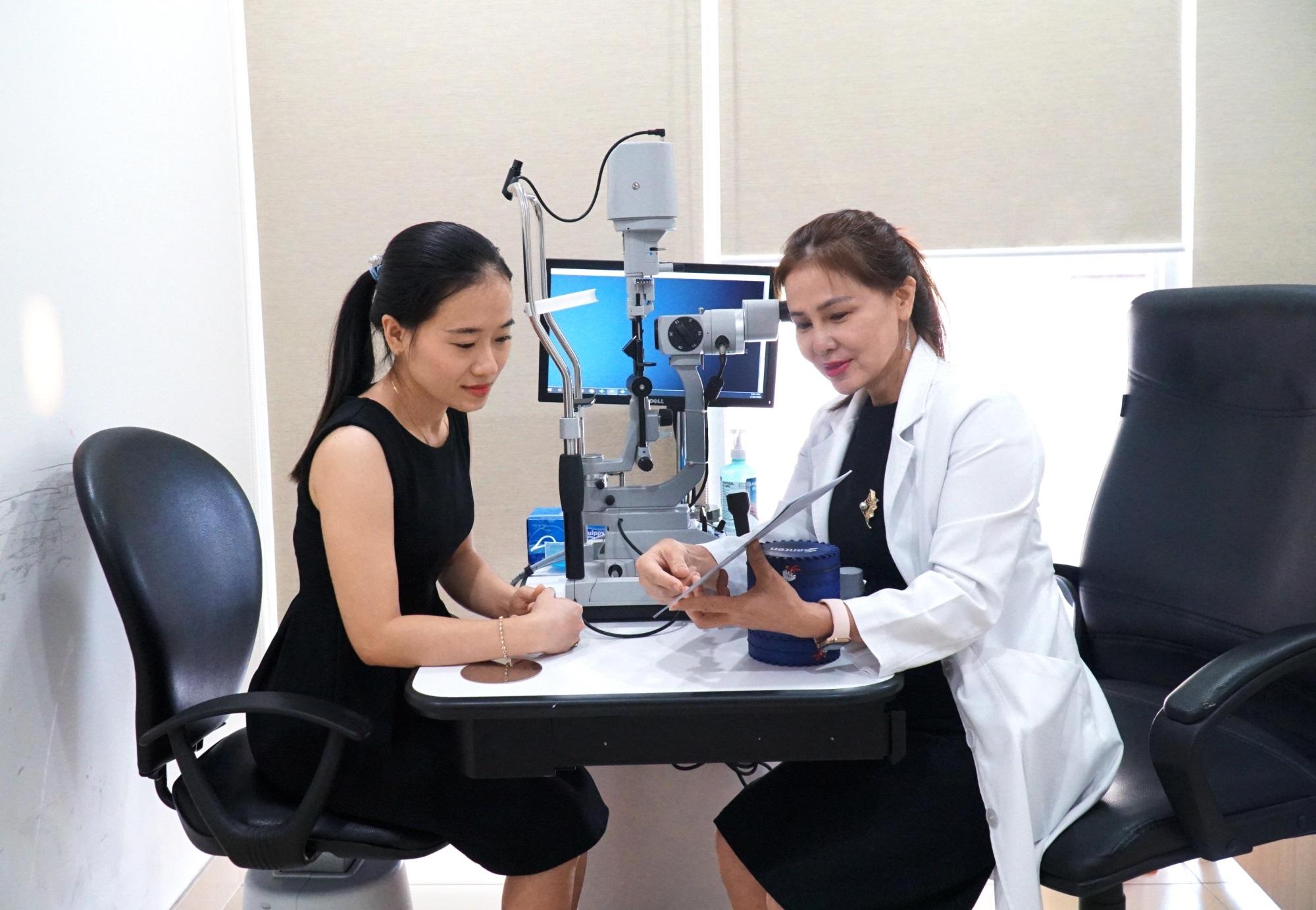 Bệnh viện Mắt Quốc tế Hoàn Mỹ - Triển khai ưu đãi nhân dịp kỷ niệm 23 năm thành lập Tập đoàn Y khoa - Ảnh 2