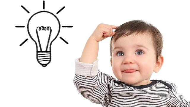 Những dấu hiệu chứng tỏ con bạn thông minh hơn người - Ảnh 1
