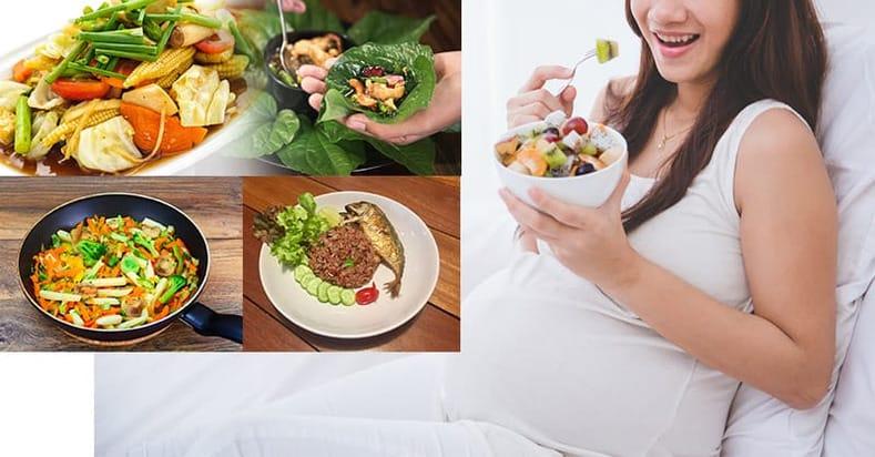Những 'siêu thực phẩm' giúp mẹ bầu cường sức đề kháng, phòng dị tật thai nhi - Ảnh 1