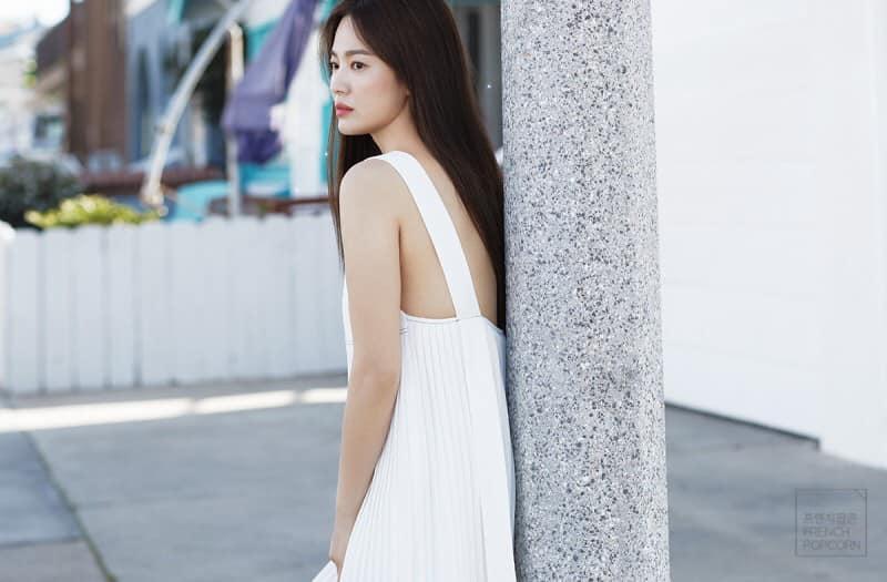 Trịnh Sảng - Song Hye Kyo thăng hạng nhan sắc sau chia tay: 'Phụ nữ đẹp nhất khi không thuộc về ai' - Ảnh 14