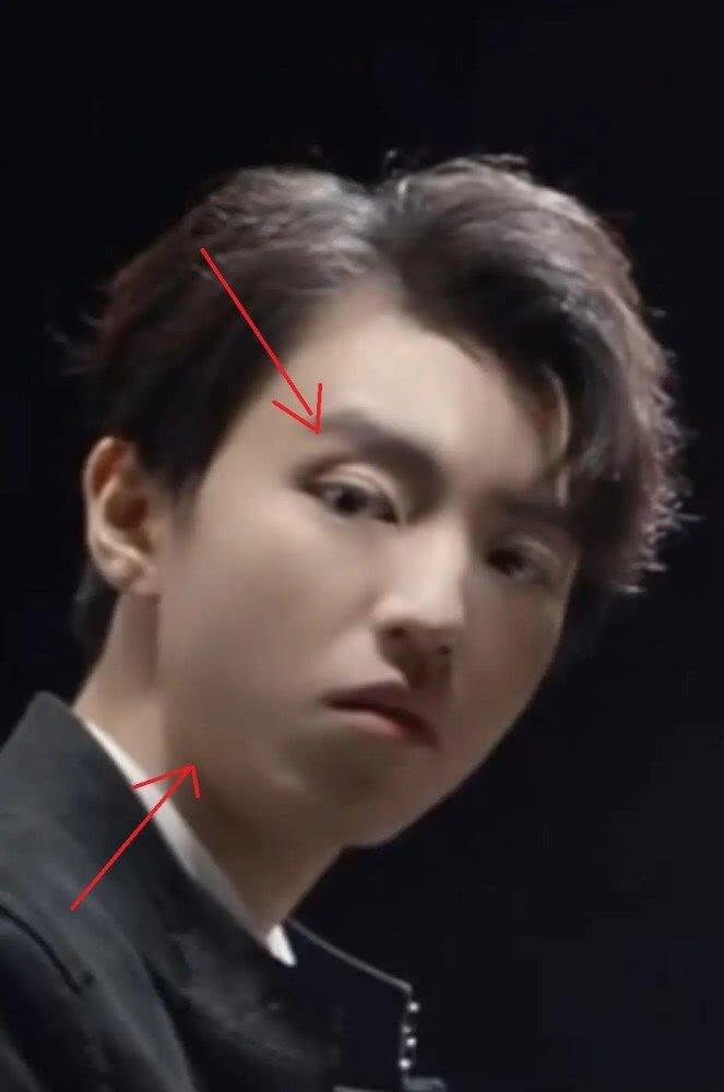 Gương mặt khác lạ của Vương Tuấn Khải: Là do lạm dụng photoshop hay tăng cân mất kiểm soát? - Ảnh 6