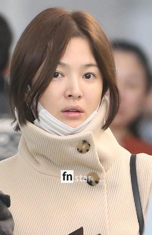 Mặt mộc của Song Hye Kyo, Son Ye Jin và những sao nữ - Ảnh 3
